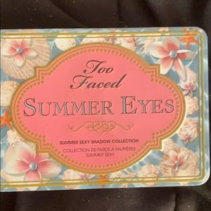 Too Faces Summer Eyes palette